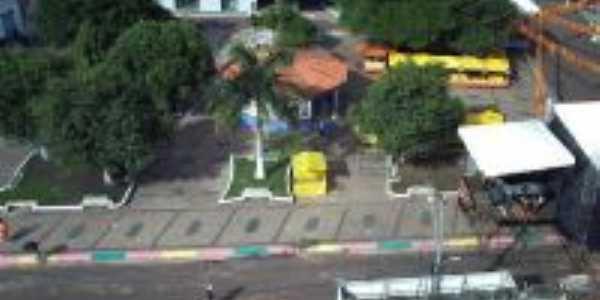 Praça Abraão Ferreira, Por rudimar soares de melo